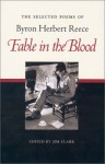 Fable in the Blood: The Selected Poems of Byron Herbert Reece - Byron Herbert Reece, Jim Clark