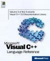 Microsoft Visual C++ Language Reference, Part 4 - Microsoft Press, Microsoft Corporation