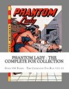 Phantom Lady - The Complete Fox Collection: Over 390 Pages - The Complete Fox Run #13-23 - Richard Buchko