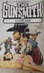 The Gunsmith 017: Silver - J.R. Roberts