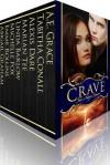 Crave: Tales of Vampire Romance Boxed Set - Michelle Fox, Selena Kitt, Marian Tee, Tabitha Conall, Alexis Dare, Abigail Graham, CD Christian