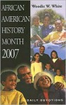 African American History Month: Daily Devotions - Woodie W. White