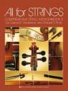 All for Strings : Cello/Book Three (80 CO) - Gerald E. Anderson, Robert S. Frost