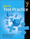 Math Test Practice Consumable, Grade 7 - School Specialty Publishing