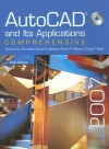 AutoCAD and Its Applications: Comprehensive [With CDROM] - Terence M. Shumaker, David A. Madsen