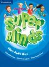 Super Minds Level 1 Class Audio CDs (3) - Herbert Puchta, Günter Gerngross, Peter Lewis-Jones