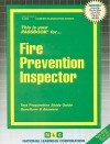 Fire Prevention Inspector: Test Preparation Study Guide, Questions & Answers - National Learning Corporation