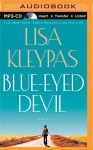 Blue-Eyed Devil: A Novel - Lisa Kleypas, Renée Raudman