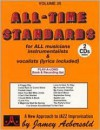 All-Time Standards Volume 25 - Jamey Aebersold