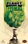 Planet Hulk (2015) #1 - Mike Del Mundo, Sam Humphries, Marc Laming