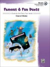 Famous & Fun Duets, Book 4: 8 Duets for One Piano, Four Hands - Carol Matz