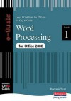 E-Quals Level 1 Word Processing for Office 2000 (E-Quals) - Rosemarie Wyatt, Susan Ward, Tina Lawton