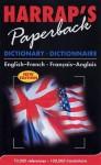 Harrap French-English/English-French Dictionary - Harrap's Publishing