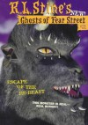 Escape of the He-Beast - R.L. Stine, Page McBrier