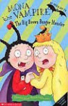 The Big Brown Burger Monster (Mona the Vampire) - Hiawyn Oram