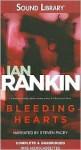 Bleeding Hearts (Cassette) - Ian Rankin, Steven Pacey