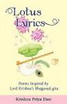 Lotus Lyrics - Krishna Priya Dasi, Mayapriya Long
