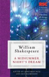 A Midsummer Night's Dream (The RSC Shakespeare) - Pro Eric / Bate William / Rasmussen Shakespeare, Jonathan Bate, Eric Rasmussen