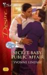 Secret Baby, Public Affair (Rogue Diamonds, #2) - Yvonne Lindsay