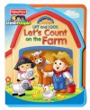 Fisher Price Lift and Look Let's Count On The Farm - SoftPlay