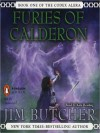 Furies of Calderon (Codex Alera Series #1) - Jim Butcher, Kate Reading