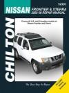 Nissan Frontier & Xterra 2005-08 Repair Manual - Jay Storer