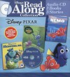 Disney Pixar: Finding Nemo/A Bug's Life/Monsters, Inc. (Disney's Read Along Collection) - ToyBox Innovations