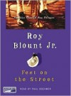 Feet on the Street (Audio) - Roy Blount Jr., Paul Boehmer