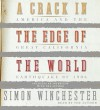 A Crack in the Edge of the World (Audio) - Simon Winchester