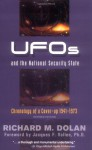 UFOs and the National Security State 1: Chronology of a Coverup 1941-73 - Richard Dolan