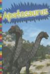 Apatosaurus - Barbara Alpert