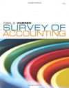 Survey of Accounting (Available Titles Cengagenow) - Carl S. Warren