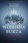 Wojenna Burza - Victoria Aveyard