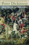 Death of a Unicorn - Peter Dickinson