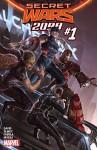 Secret Wars 2099 (2015) #1 (of 5) - Peter David, Will Sliney, Dave Rapoza