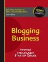 Blogging Business: Entrepreneur's Step by Step Startup Guide - Entrepreneur Magazine