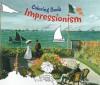 Impressionism Coloring Book - Prestel Publishing