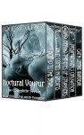 Nocturnal Voyeur - The Complete Series: A Tale of Passion, Pulp and the Paranormal - JD Carabella