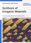 Synthesis of Inorganic Materials - Ulrich Schubert, Nicola Husing