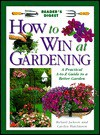 How to Win at Gardening - Noel M. Jackson, Carolyn Hutchinson, Noel M. Jackson