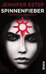 Spinnenfieber: Elemental Assassin 4 - Jennifer Estep, Vanessa Lamatsch