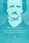 Aventuras de Arturo Gordon Pym/Conversacion con una momia (Biblioteca clasica y contemporanea) - Edgar Allan Poe