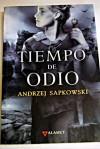 Tiempo de odio - Andrzej Sapkowski