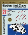New York Times Daily Crossword Puzzles, Volume 27 - Eugene Maleska
