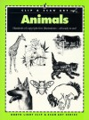 Animals: Hundreds of Copyright-Free Illustrations--All Ready to Use - North Light Books