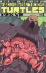 Teenage Mutant Ninja Turtles, Volume 5: Krang War - Tom Waltz, Kevin Eastman, Andy Kuhn, Ben Bates