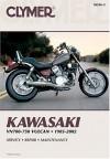 Clymer Kawasaki Vn700-750 Vulcan, 1985-2002 - Ed Scott