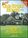 More One-Story Homes: 475 Superb Home Plans from 810 to 5,400 Square Feet - Home Planners Inc