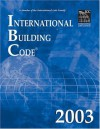 International Building Code 2003 - International Code Council, Thomson Delmar Learning Inc.