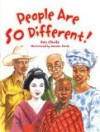 People Are So Different!: A Child's Book on Tolerance and Understanding - Ann Clarke, Duncan Smith
